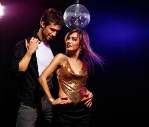 Ein Date in der Disco