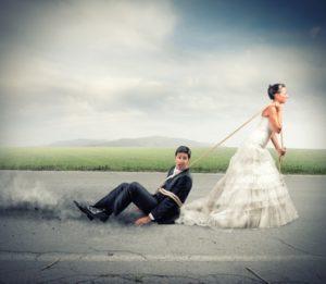 Zur Hochzeit gezwungen