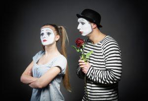 Depressive warum trennen partner sich vom Mein Partner
